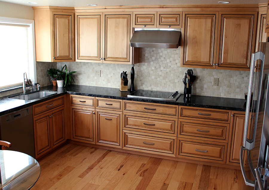 kitchen cabinets walnut creek